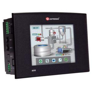 Unitronics Vision 570 Flat Panel